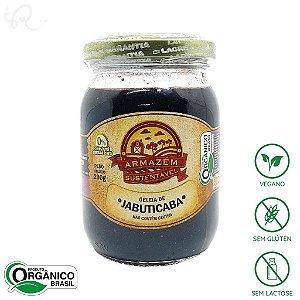 Geleia Orgânica de Jabuticaba 290g - Armazém Sustentável
