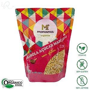 Granola Orgânica Sem Glúten com Aveia e Frutas Vermelhas 280g - Monama