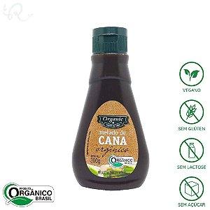 Melado de Cana Orgânico 300g - Organic