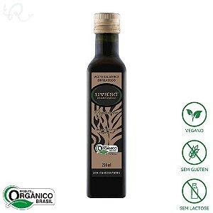 Vinagre Balsâmico Orgânico Envelhecido 250ml - Uva'Só