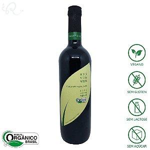 Vinho Orgânico Tinto Cabernet Sauvignon 2014 750ml - Hex Von Wein