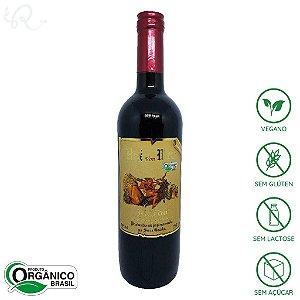 Vinho Orgânico Tinto Bordô Safra 2014 750ml - Hex Von Wein