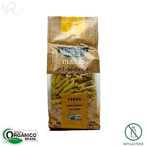 Macarrão Orgânico Penne 400g - Organic (CONSUMO IMEDIATO)