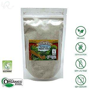 Farinha de Banana Verde Orgânica 200g - Cooperfloresta