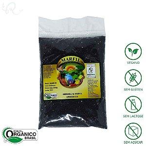 Gergelim Preto Orgânico 100g - Marfil
