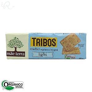 Biscoito Tribos Cracker Light Orgânico e Integral 130g - Mãe Terra
