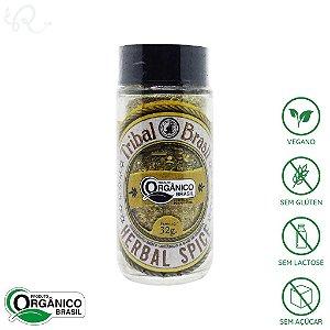 Tempero Orgânico Herbal Spice 34g - Tribal Brasil