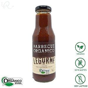 Molho Barbecue Orgânico 330g - Legurmê