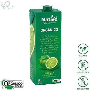 Limonada Orgânica 1L - Native (PRÓXIMO AO VENCIMENTO)