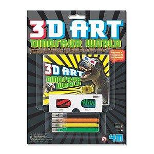 3D Art Dino