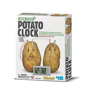 Relógio Batata
