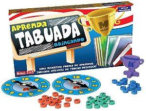 Aprenda tabuada brincando