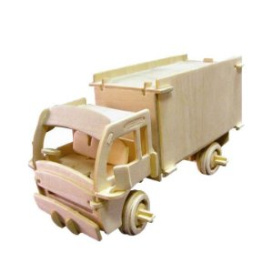 Quebra cabeça 3D Caminhão