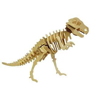 Quebra cabeça 3D Tiranossauro Rex