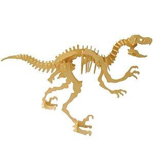 Quebra cabeça 3D Velociraptor