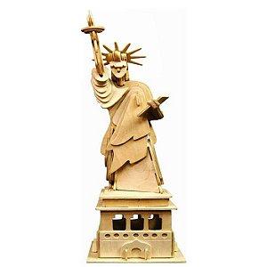 Quebra cabeça 3D Estátua da Liberdade