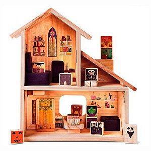 Casa Halloween Kitopeq