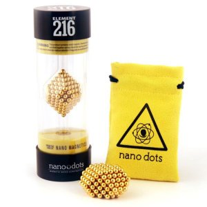Nanodots gold 216