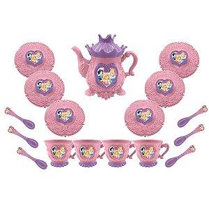 Jogo de chá das princesas