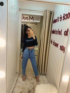 Calça Irene Jeans