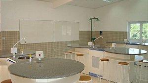Laboratório Escolar