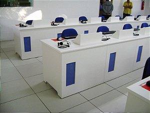 Móveis para Laboratório de Informática