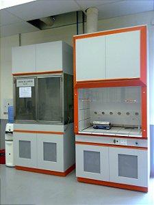 Capela para Laboratório