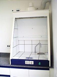 Capela para Laboratórios Escolares - Móveis para Laboratório