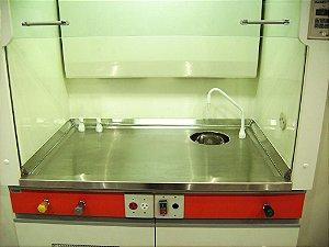 Capela Inox para Laboratório