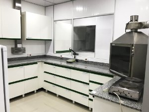 Mobiliário para Laboratório - Farmácia de Manipulação