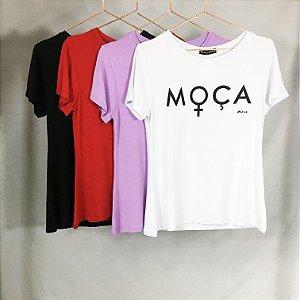 T-Shirt Moça