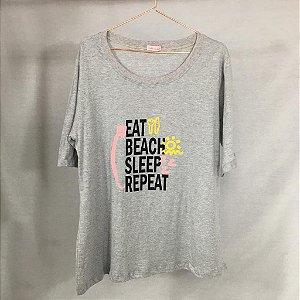 T-shirt Eat