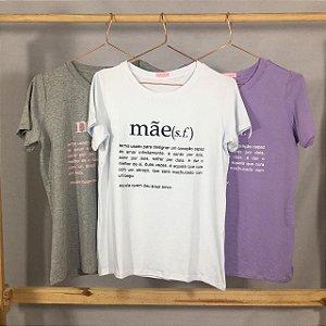 T-shirt Mãe - Definição