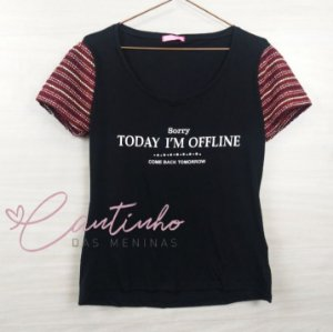 "T-SHIRT "" TODAY I'M"""