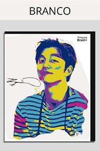 QUADRO ART POP - GONG YOO