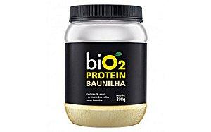 Proteína de Arroz e Ervilha Sabor Baunilha Bio2 300g