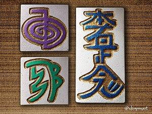 Trio Reiki - Cho Ku Rei, Sei He Ki e Hon Sha Ze Sho Nen