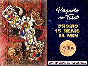 Pergunte ao Tarot - Promoção R$ 15