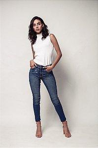 Calça Jeans Hollister Super Skinny