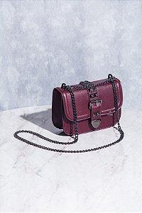 Bolsa Pequena Colcci com Tachas