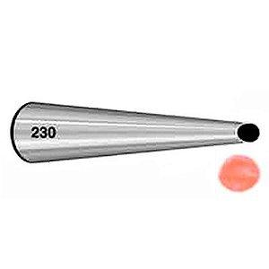 Bico De Confeitar Wilton Perlê Para Recheio N 230 Original