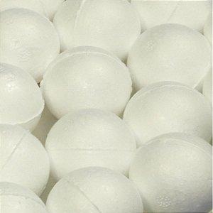 10 bola de isopor - 30mm, 35mm, 50mm