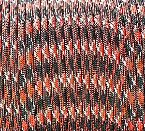 Paracord 550 Coral Camo