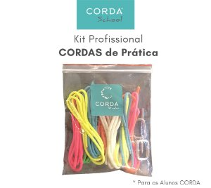 Kit Profissional Cordas de Prática