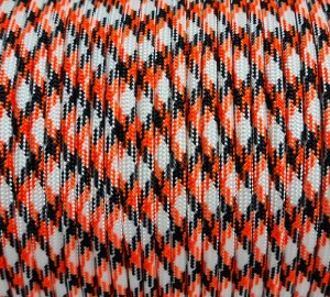 Paracord 550 Orange Camo