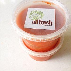 Molho artesanal de tomate italiano com ervas - 500g