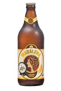 Cerveja Madalena Lager Premium - 600ml