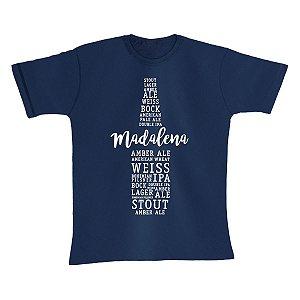 Camiseta Madalena - Garrafa