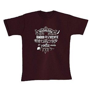 Camiseta Madalena - Frase