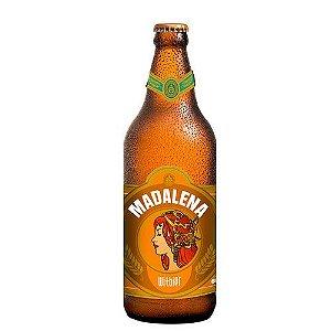 Cerveja Madalena Witbier - 600ml